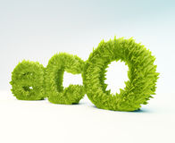 Green eco Royalty Free Stock Image