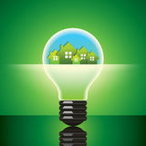 Green eco-friendly concept Stock Photos