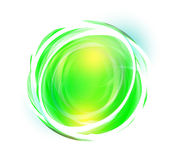 Green eco natrual abstract Stock Photography
