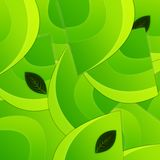 Green Eco Style Background Stock Photo