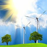 Green Ecology stock photography