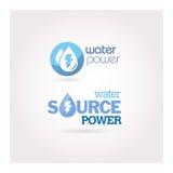 Green - Ecology - Power icon set Stock Photo