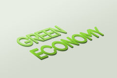 Green Economy Stock Images