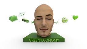 Green economy Stock Images