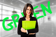Green economy Stock Photo