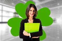 Green economy Royalty Free Stock Photo