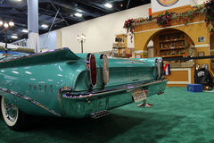 Green Edsel rear Royalty Free Stock Photo