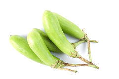 Green eggplant Stock Photos