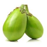 Green eggplant Stock Photos