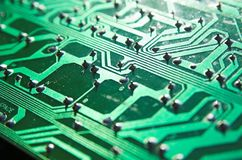 Green, Electronic Engineering, Technology, Electrical Network royalty free stock photos