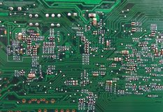 Green, Electronic Engineering, Technology, Electronics royalty free stock photography