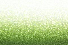Green emerald glitter background. stock photography