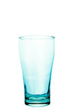 Green Empty Glass Royalty Free Stock Image