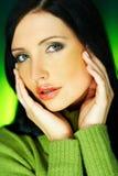 green en Arkivfoto