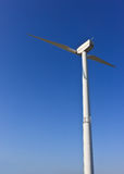 Green Energie - Wind Turbine Stock Photo