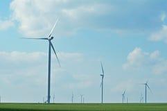 Green energy royalty free stock photo