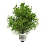Green energy Stock Photography