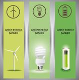 Green energy Royalty Free Stock Images