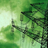 Green Energy Royalty Free Stock Photos
