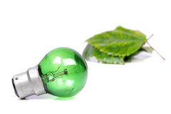 Green energy Royalty Free Stock Photography