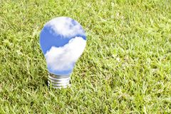 Green Energy concept Stock Images