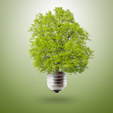 Green energy concept Stock Image