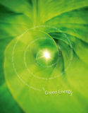 Green Energy Concept Royalty Free Stock Photography