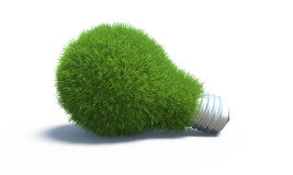 Green energy concept Stock Photography