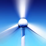 Green energy Stock Image