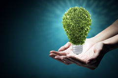 Green energy Stock Images