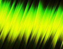 Green energy striped stock photo