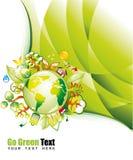 Green Environmen Background Royalty Free Stock Image