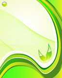 Green Environment background Stock Photos