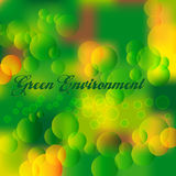 Green Environment Stock Image
