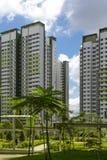 Green Estate Royalty Free Stock Photo