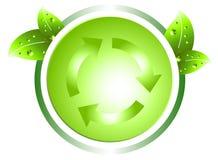 Green Evolution stock illustration