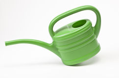 Green ewer royalty free stock photography