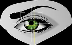 Green, Eye, Close Up, Organ Stock Photography