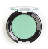 Green eye shadows Royalty Free Stock Photography