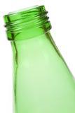 green för flaskexponeringsglas arkivfoton