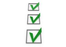 green för kontroll för ask 3d grå Arkivbild