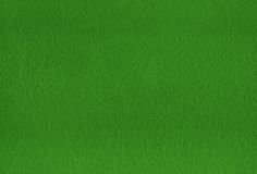 Green fabric. A green surface for backgrounds Royalty Free Stock Image