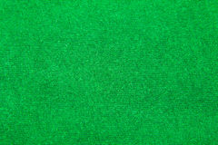 Green fabric as a background and texture Stock Photography