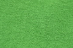 Green fabric background texture thread. Weave design Stock Image