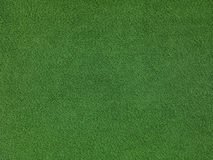Green fabric close up, background Royalty Free Stock Image