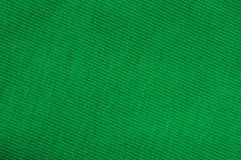 Green fabric Stock Photography