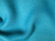 Green fabric sample Stock Image