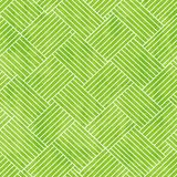 Green fabric seamless texture with grunge effect Stock Photography