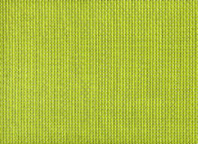 Green fabric texture Royalty Free Stock Photos