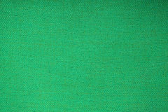 Green fabric texture Royalty Free Stock Photo